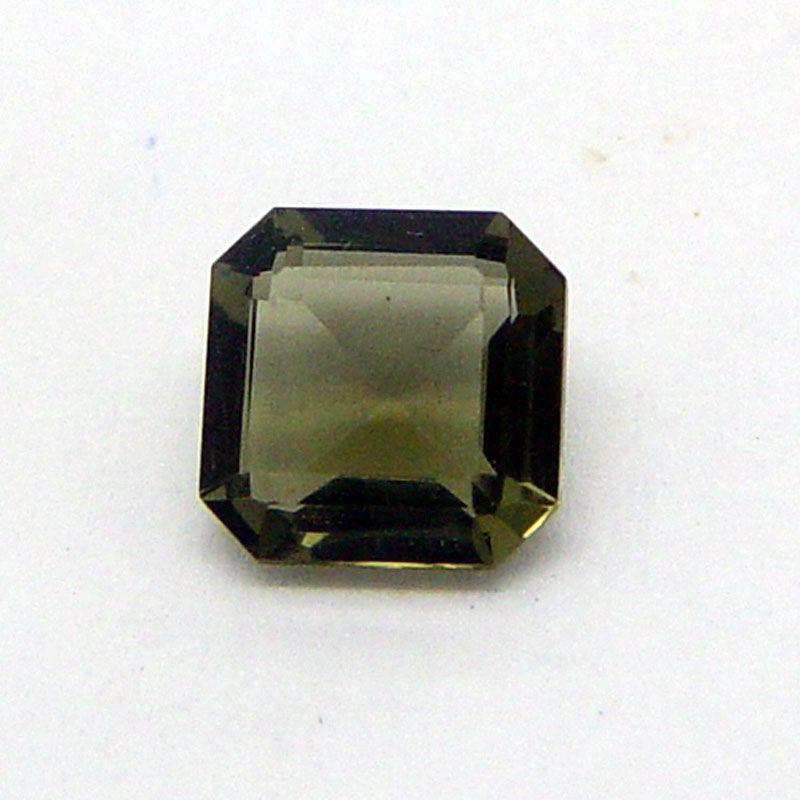 Vltavín brus oktagon 6x6 mm E-meteority